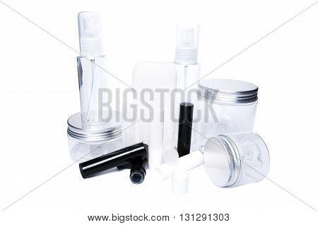 Plastic Empty New Recipients For Cosmetics