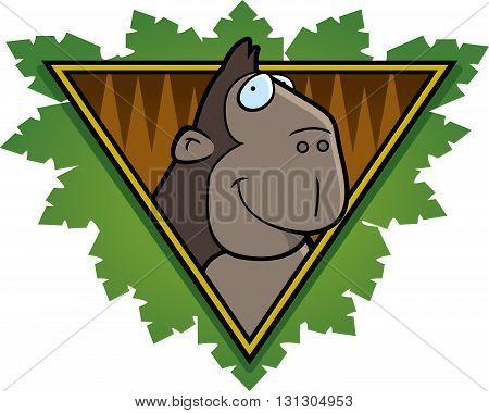 Gorilla Safari Icon