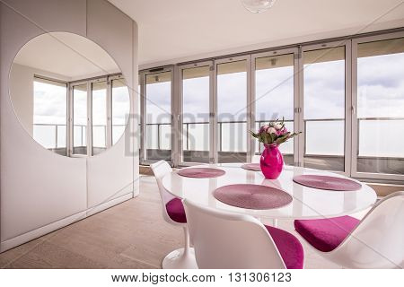 Elegant Stylish Living Room