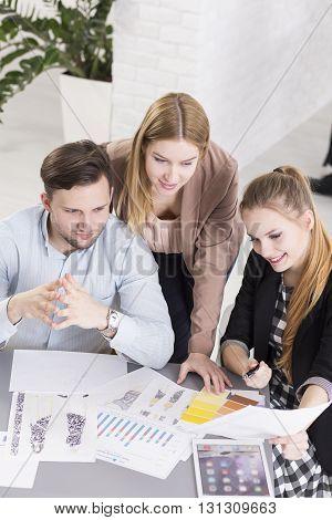 Checking Company Progress