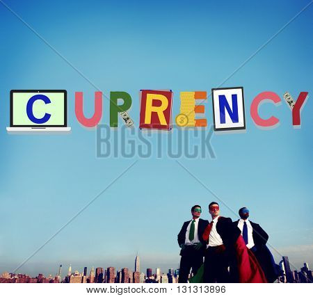 Currency Finance Money Investment Economy Concept