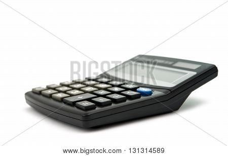 office school Calculator isolated on white background