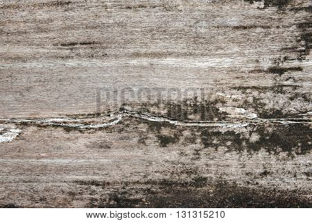 Old Grunge Wood Texture As Background