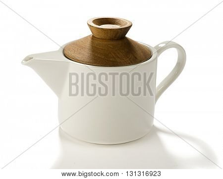 Teapot Isolated