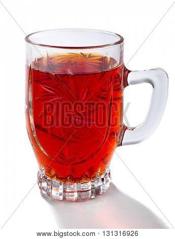 Turkish Tea Isolated