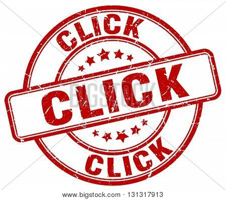 click red grunge round vintage rubber stamp.click stamp.click round stamp.click grunge stamp.click.click vintage stamp.