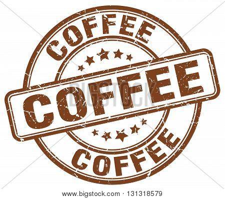 coffee brown grunge round vintage rubber stamp.coffee stamp.coffee round stamp.coffee grunge stamp.coffee.coffee vintage stamp.