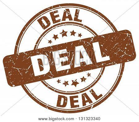 deal brown grunge round vintage rubber stamp.deal stamp.deal round stamp.deal grunge stamp.deal.deal vintage stamp.