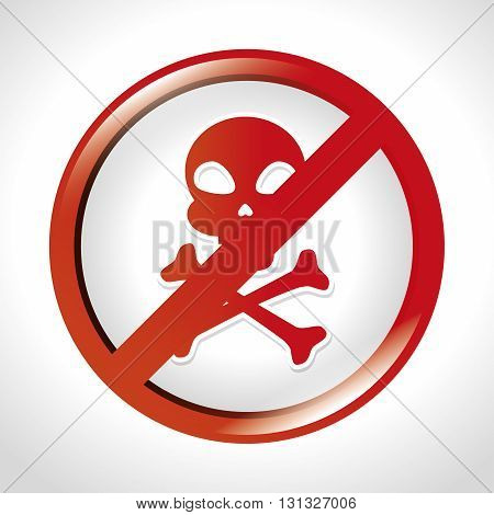 caution sign design, vector illustration eps10 graphic