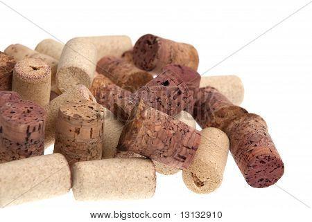 Corks From Bottles