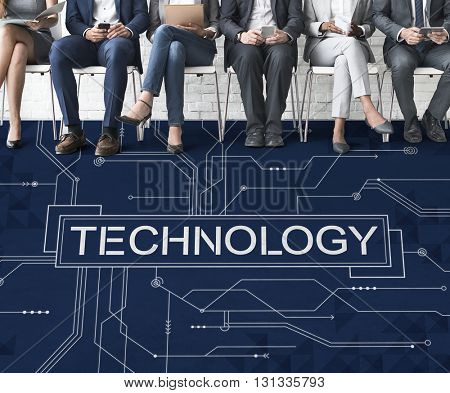 Advanced Technology Innovation Development Evolution Concept