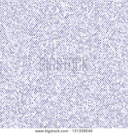 Comics Book Background. Blue Halftone Pattern. Dotted Background