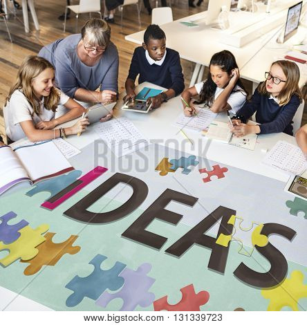 Ideas Design Proposal Strategy Tactics Thoughts Concept