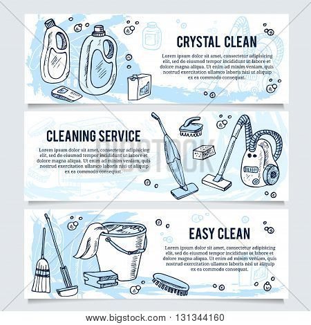 Cleaning service vector concept . Web and mobile applications illustration template design brochure banner presentation poster, cover booklet document.