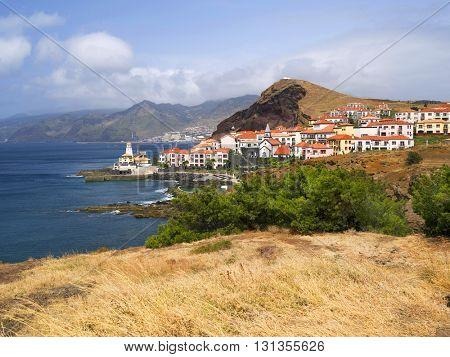 Prainha resort in Madeira, Portugal, Europe