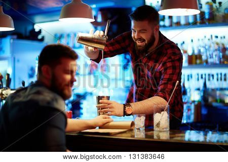 Visiting bar