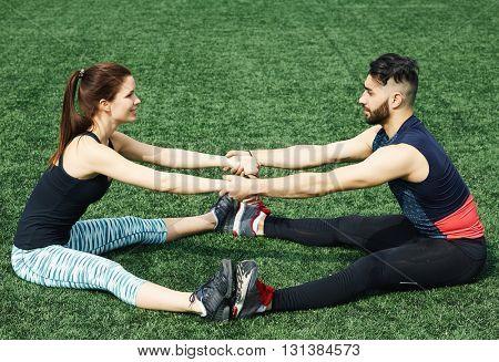 Mutual stretch