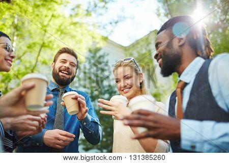 Outdoor refreshment