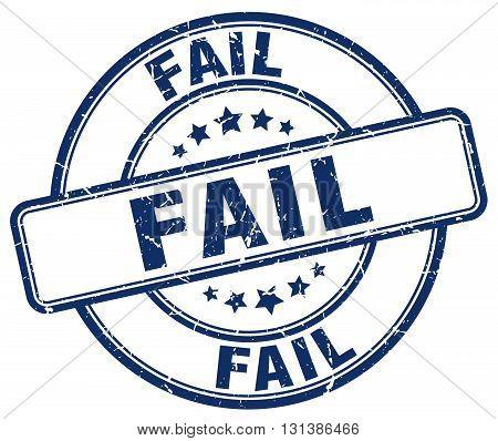 fail blue grunge round vintage rubber stamp.fail stamp.fail round stamp.fail grunge stamp.fail.fail vintage stamp.
