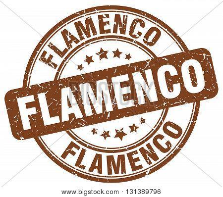 flamenco brown grunge round vintage rubber stamp.flamenco stamp.flamenco round stamp.flamenco grunge stamp.flamenco.flamenco vintage stamp.