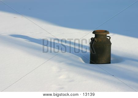 Milkcan Shadow