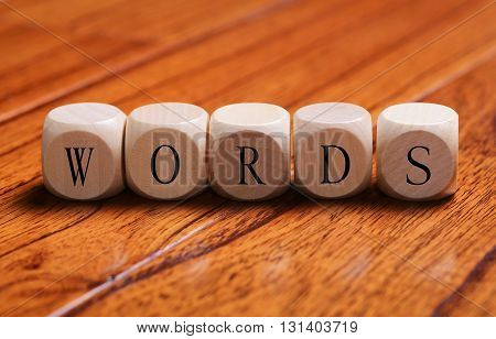Words Word Concept