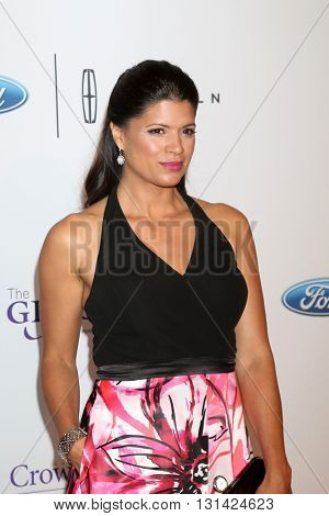 LOS ANGELES - MAY 24:  Andrea Navedo at the 41st Annual Gracie Awards Gala at Beverly Wilshire Hotel on May 24, 2016 in Beverly Hills, CA