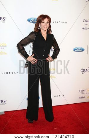 LOS ANGELES - MAY 24:  Marilu Henner at the 41st Annual Gracie Awards Gala at Beverly Wilshire Hotel on May 24, 2016 in Beverly Hills, CA
