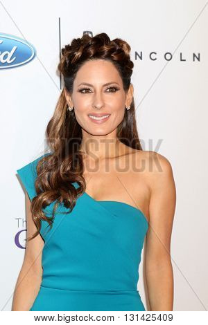 LOS ANGELES - MAY 24:  Kerri Kasem at the 41st Annual Gracie Awards Gala at Beverly Wilshire Hotel on May 24, 2016 in Beverly Hills, CA