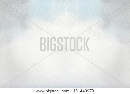 faded blue grey light tones abstract watercolor background