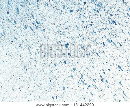 the watercolor blue splash abstract textures background