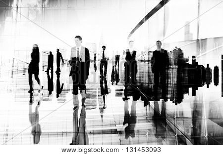 Ethnicity Business People Professional Occupation Office Concept
