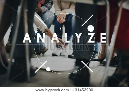 Analyze Plan Process Research Concept