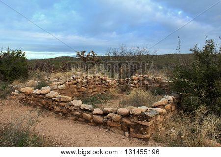 Ancient Desert Ruins located in Southwest Arizona