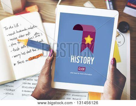 History Literature Antique Ancient Concept