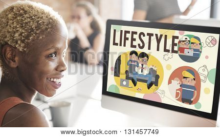 Lifestyle Hobby Activity Leisure Concept