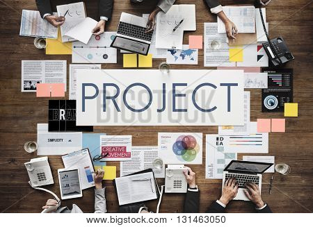 Project Plan Strategy Operation Concept