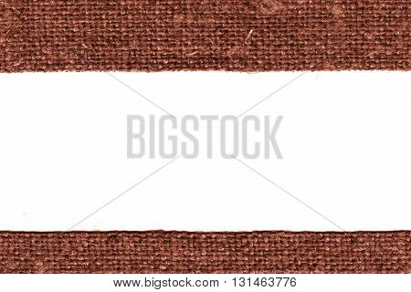 Textile texture fabric industry rust canvas material braided background