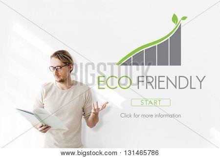 Eco Friendly Environmental Lecture Concept