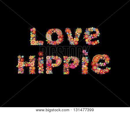 Love hippie