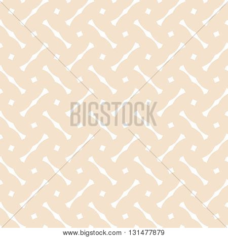 Tile white and pastel vector pattern or background wallpaper