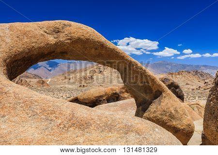 Round Arch, Alabama Hills, Sierra Nevada