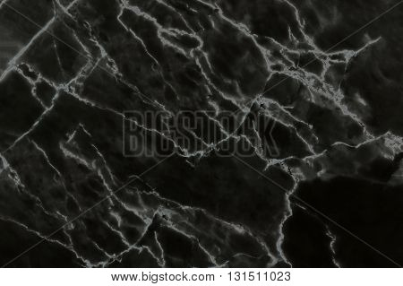 The luxury of black marble background. Marble floor background. Black marble texture.