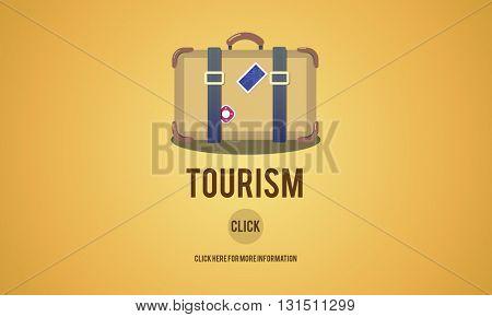 tourism Travel Trip journey Destination Concept
