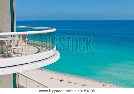 Balcony To The Ocean
