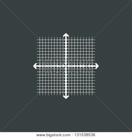 Grid Square Icon In Vector Format. Premium Quality Grid Square Symbol. Web Graphic Grid Square Sign