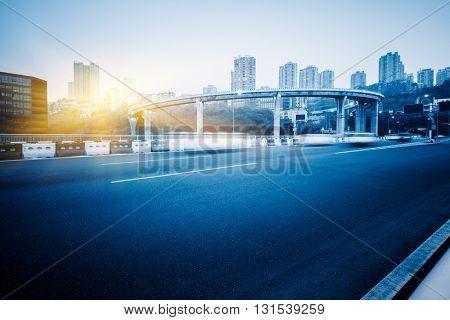 traffic on highway,chongqing