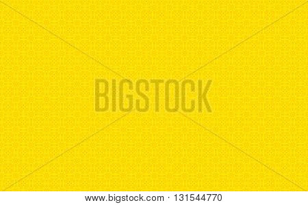 Light  Yellow Thai traditional vintage pattern background