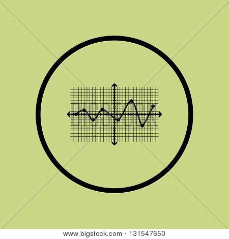Dor Square Icon In Vector Format. Premium Quality Dor Square Symbol. Web Graphic Dor Square Sign On