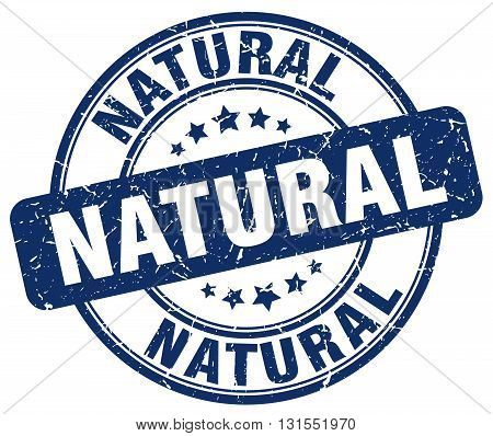 natural blue grunge round vintage rubber stamp.natural stamp.natural round stamp.natural grunge stamp.natural.natural vintage stamp.